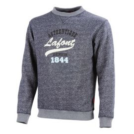 Sweat Shirt de travail Bleu Chiné - LAFONT DSTN1
