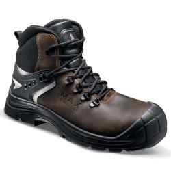 Chaussures de sécurité hautes en cuir S3 - MAX UK 2.0 LEMAITRE