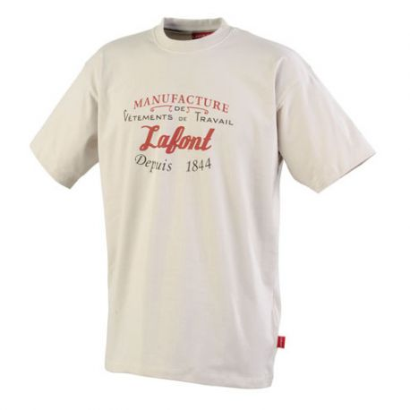 Tee-shirt de travail LAFONT CVINTAGE3