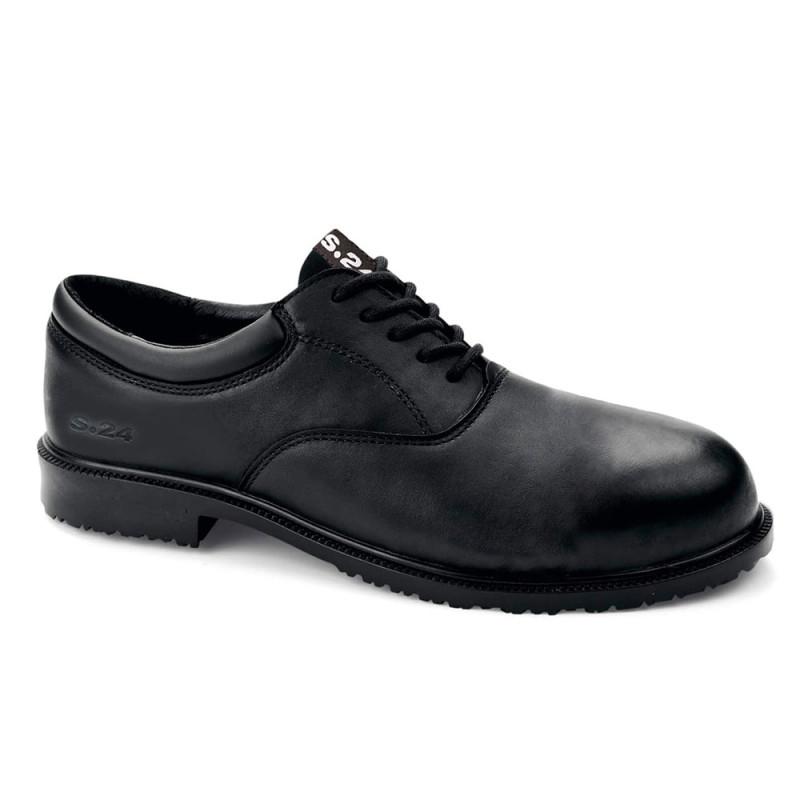 Chaussures de sécurité ville en cuir CITY S24