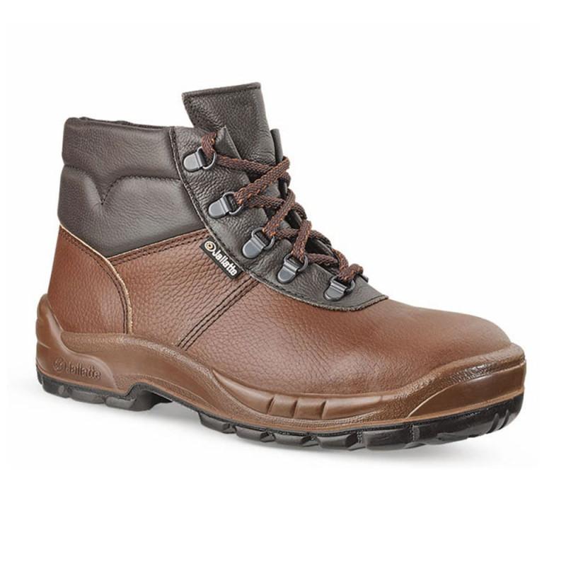 Chaussures de sécurité haute en cuir JALLATTE JALMONT SAS