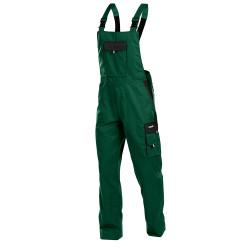 Cotte à bretelles pour paysagiste vert DASSY CALAIS