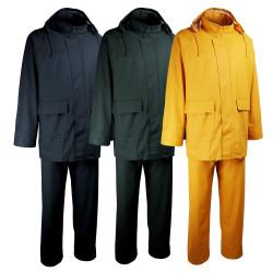 Complet de pluie pour le travail en polyuréthane SINGER Safety