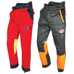 Pantalon anti coupure tronçonneuse classe 1A Solidur Authentic