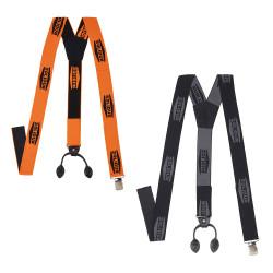 Bretelles Solidur ACBR pour pantalon forestier