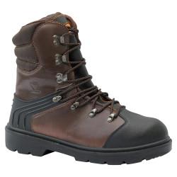 Chaussures de sécurité forestier anticoupure classe 1 EIGER Solidur