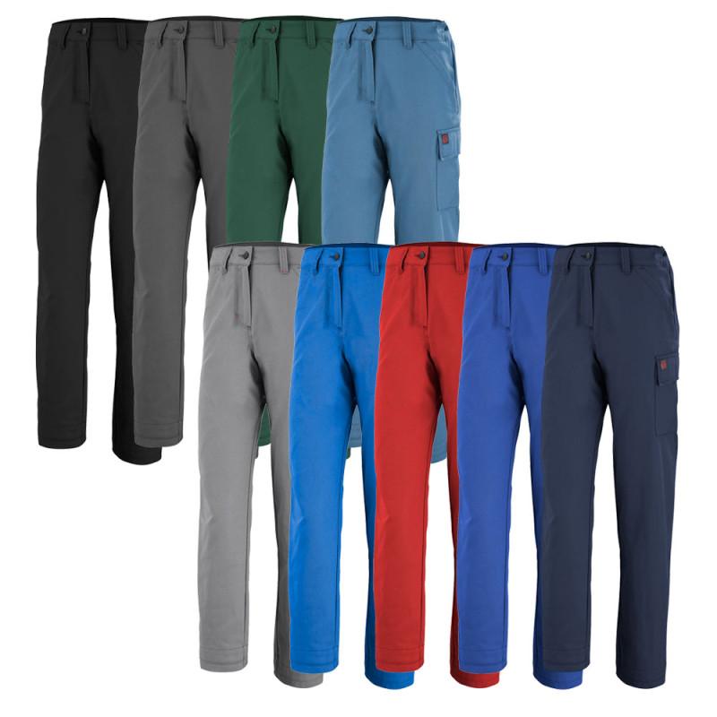 Pantalon de travail femme Lafont 1MIFUP JADE
