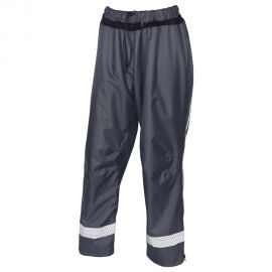 Pantalon de pluie avec bandes réfléchissantes - SOLIDUR H2OPA