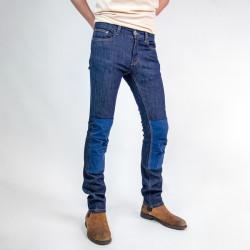 Jean professionnel en coton biologique ROSAS Forest Natural Workwear