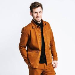 Veste de travail GUINCHO Forest Workwear 100% coton bio