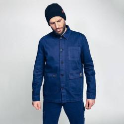 Bleu de travail 100% coton bio GUINCHO Forest Natural Workwear