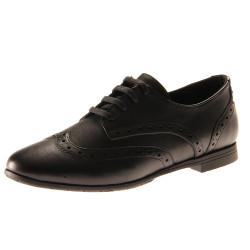 Chaussures de service femme en cuir CHARLENE Nordways