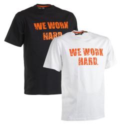 T-shirt de travail manches courtes ANUBIS HEROCK