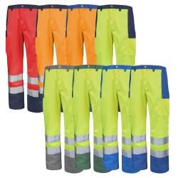 Pantalon haute-visibilité classe 2 FLUO BASE XP CEPOVETT 9B81