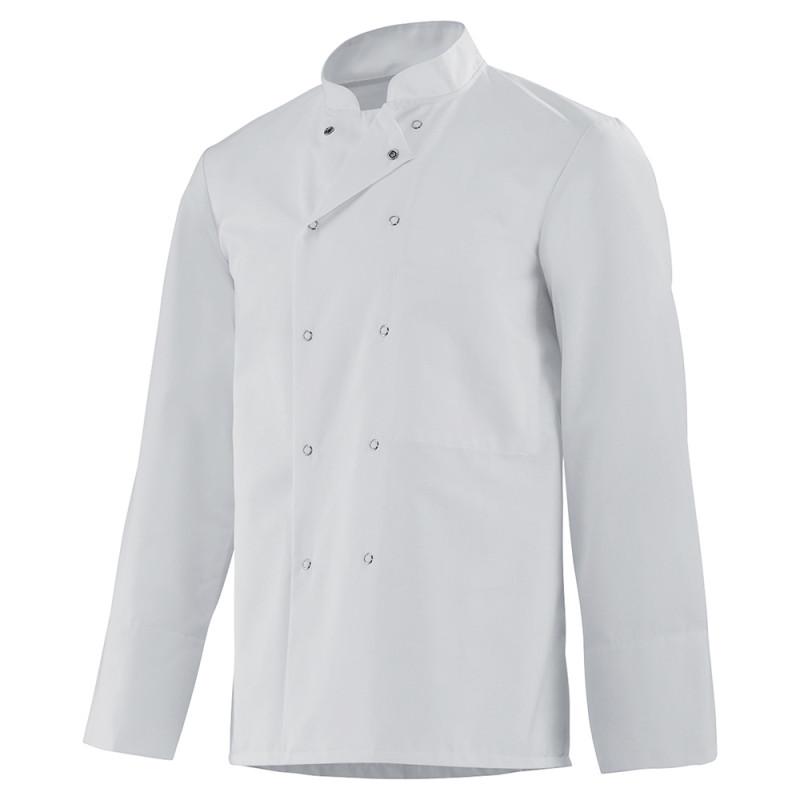Veste de cuisine blanche Lafont BUTCHER LAF02513