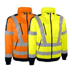 Sweat à capuche haute visibilité classe 3 SUITA/SUITO Singer Safety