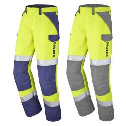 Pantalon multirisques haute visibilité ATEX HV 260 XP CEPOVETT LINZOR