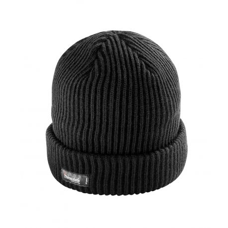 Bonnet mixte noir - LAFONT BERGO