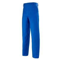 Pantalon 100% Coton Bleu - LAFONT 1BAS80COBUG