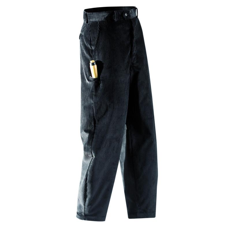 pantalon largeot lafont 108 vc9 pantalon de charpentier en velours