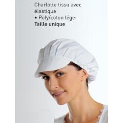 Charlotte en tissu