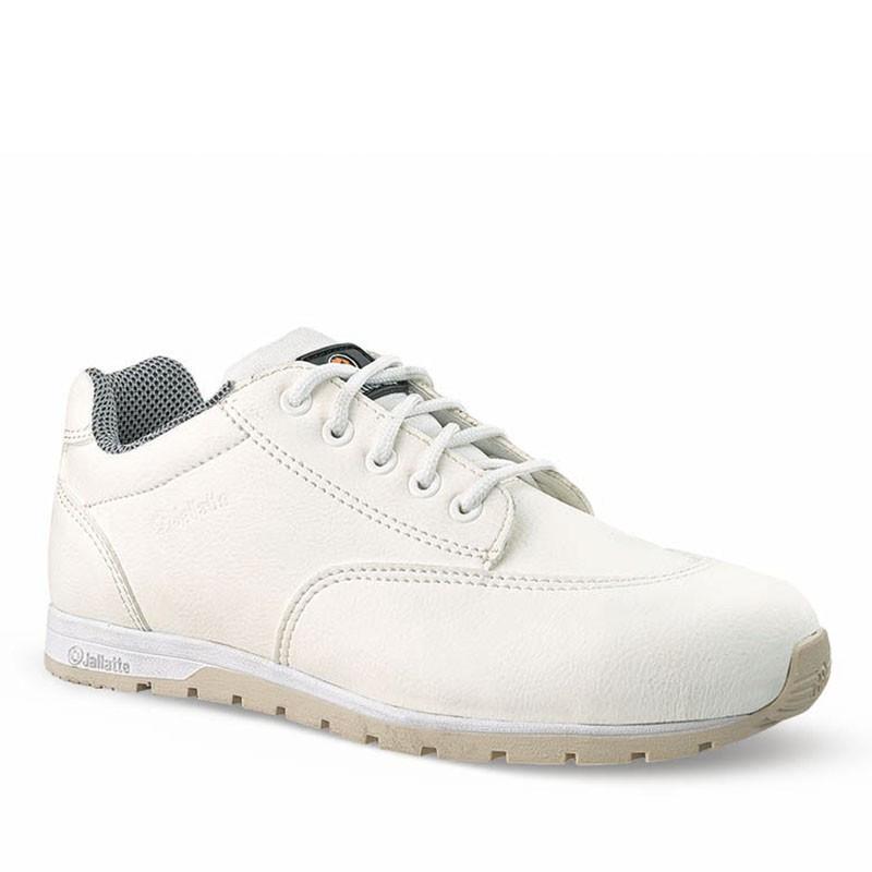 chaussures de s curit blanches pour femmes peintres et btp. Black Bedroom Furniture Sets. Home Design Ideas