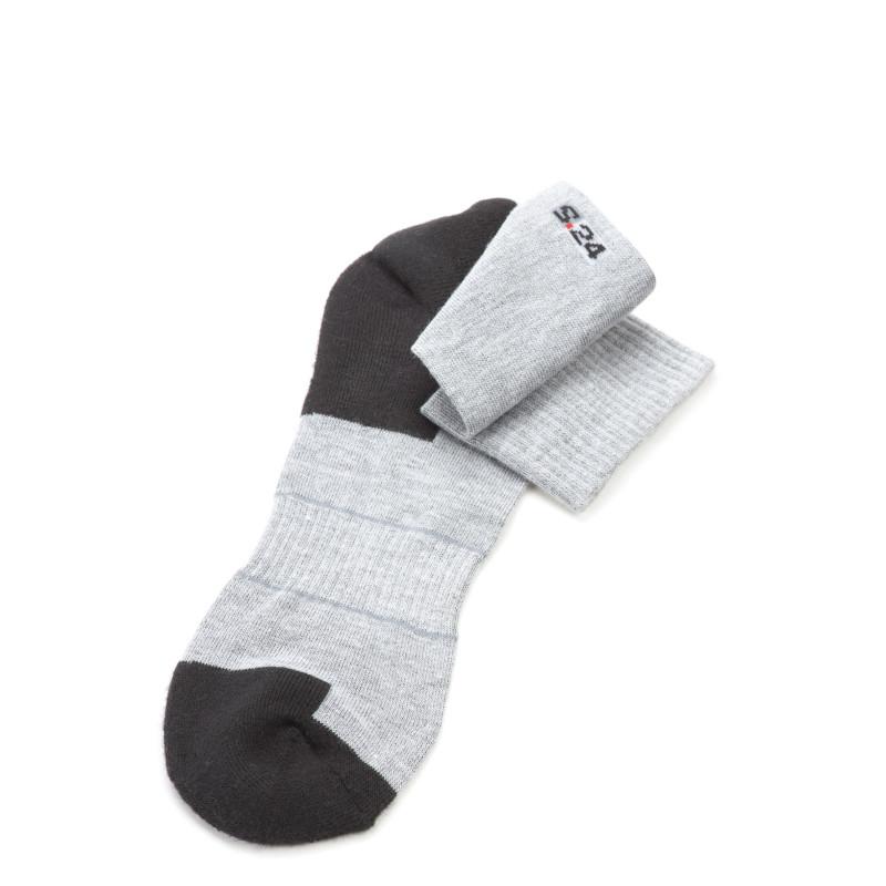 une paire de chaussettes vacuant l 39 humidit pour chaussures de s curit. Black Bedroom Furniture Sets. Home Design Ideas