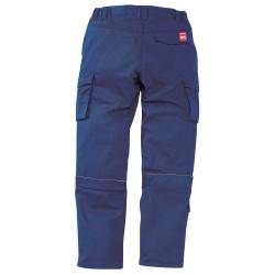 Pantalon de Travail - LAFONT 1XPRS82CP - Pantalon de Travail Bleu Marine