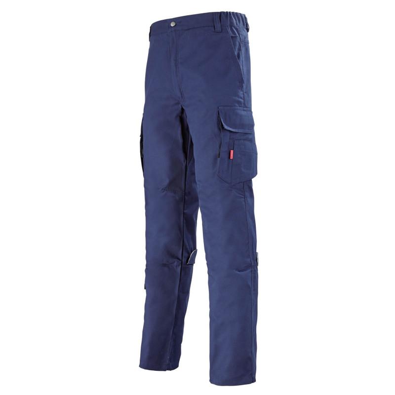 Pantalon de Travail Bleu Marine - LAFONT 1XPRSCP