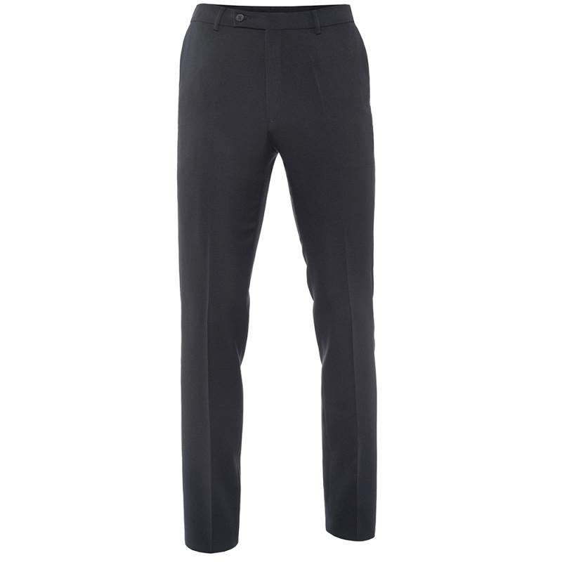 pantalon droit homme pinot lafont pantalon noir de serveur. Black Bedroom Furniture Sets. Home Design Ideas
