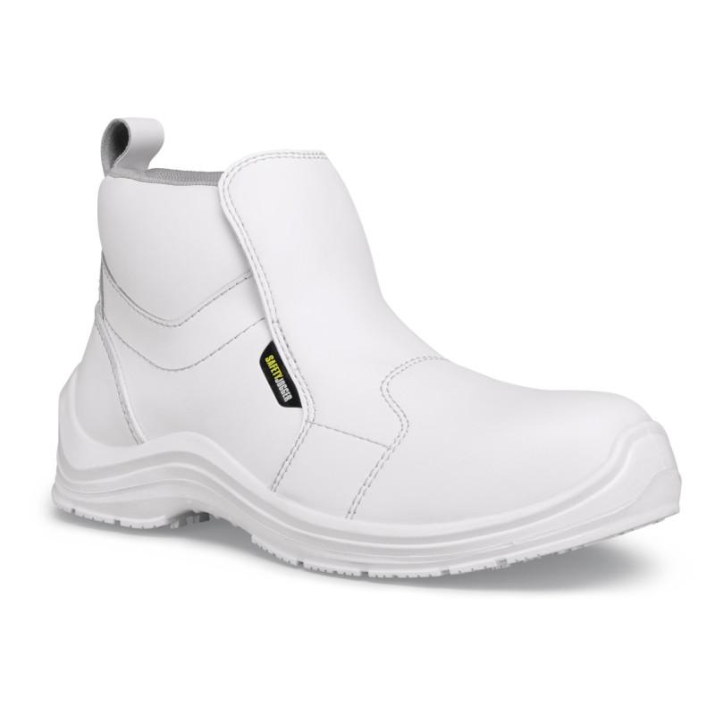 Chaussures De Cuisine Blanche S3 Lungo81 Shoes For Crews