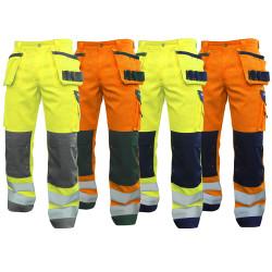 Pantalon de travail Haute Visibilité - DASSY GLASGOW