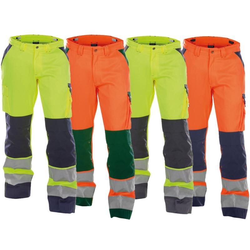 Pantalon de travail Haute Visibilié - DASSY BUFFALO 300