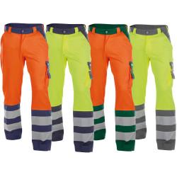Pantalon de travail Haute Visibilité Classe 2 - DASSY LANCASTER 245