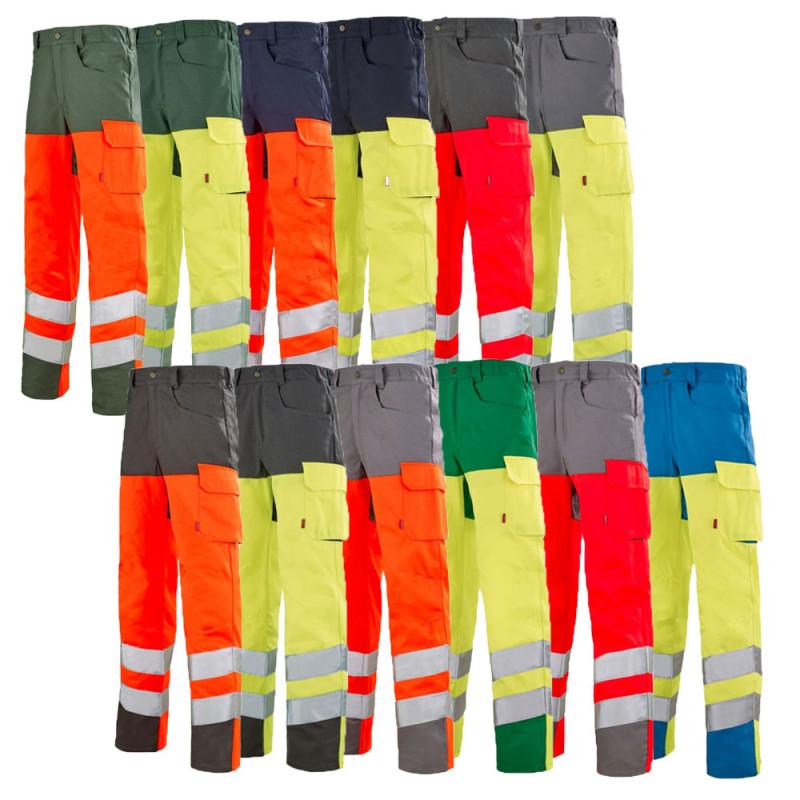 Pantalon Haute-Visibilité Homme - LAFONT 1HVNXCP