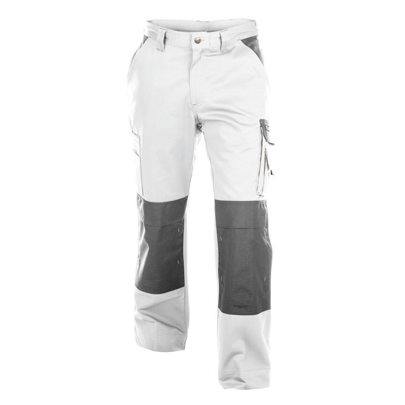 Pantalon de travail Peintre - DASSY BOSTON 245 BLANC