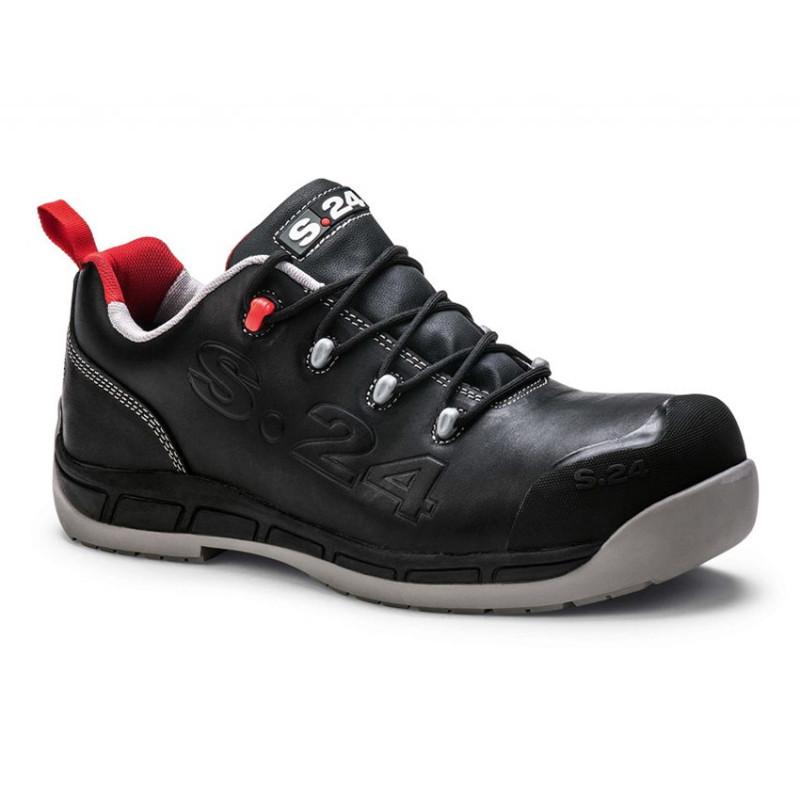 Chaussures de sécurité basses S3 HRO HI CI SRC - DARK S24