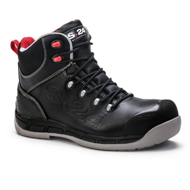 Chaussures de sécurité montantes S3 HRO HI CI SRC - VADOR S24