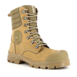 Chaussures de Sécurité Hautes BTP - RANGERS S3 AN HI CI SRC - S24