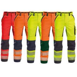 Pantalon de travail Été Haute Visibilité Classe 2 - DASSY ODESSA