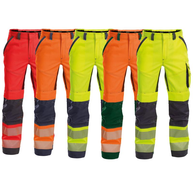 Pantalon de travail Haute Visibilité Classe 2 - DASSY ODESSA