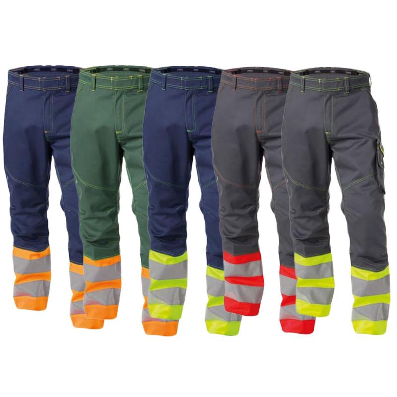 Pantalon Haute Visibilité Classe 1 - DASSY PHOENIX