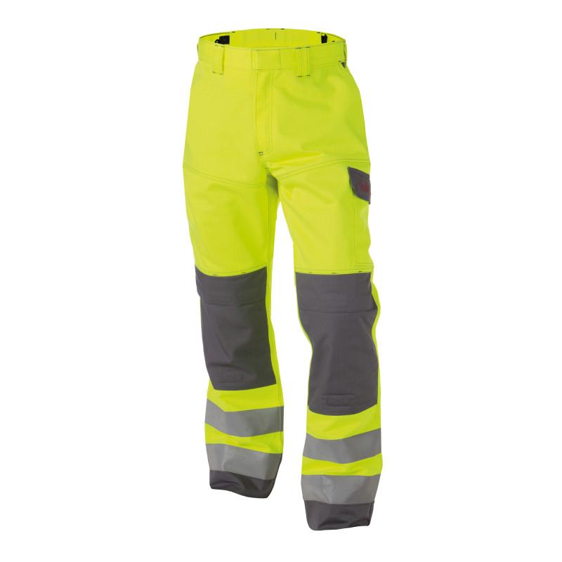 Pantalon de travail Haute Visibilité & Multirisques - DASSY MANCHESTER