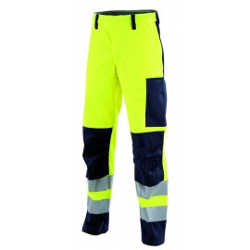 Pantalon Multiriques - LAFONT 1PRHV82CP - Marine