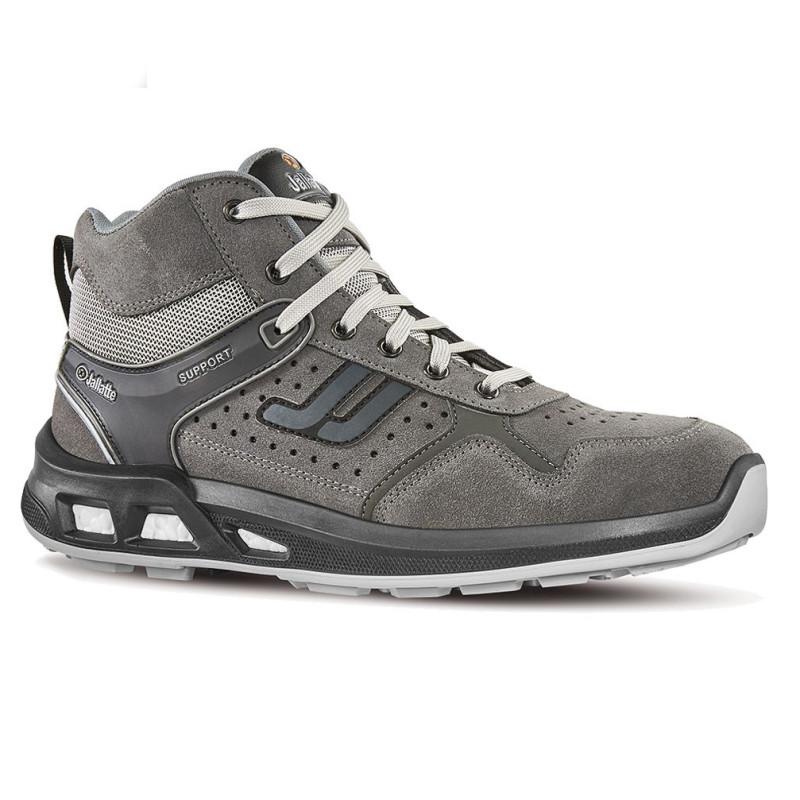 De Montantes Jalactive Sécurité Jallatte Grises Chaussures WIE2YeH9Db
