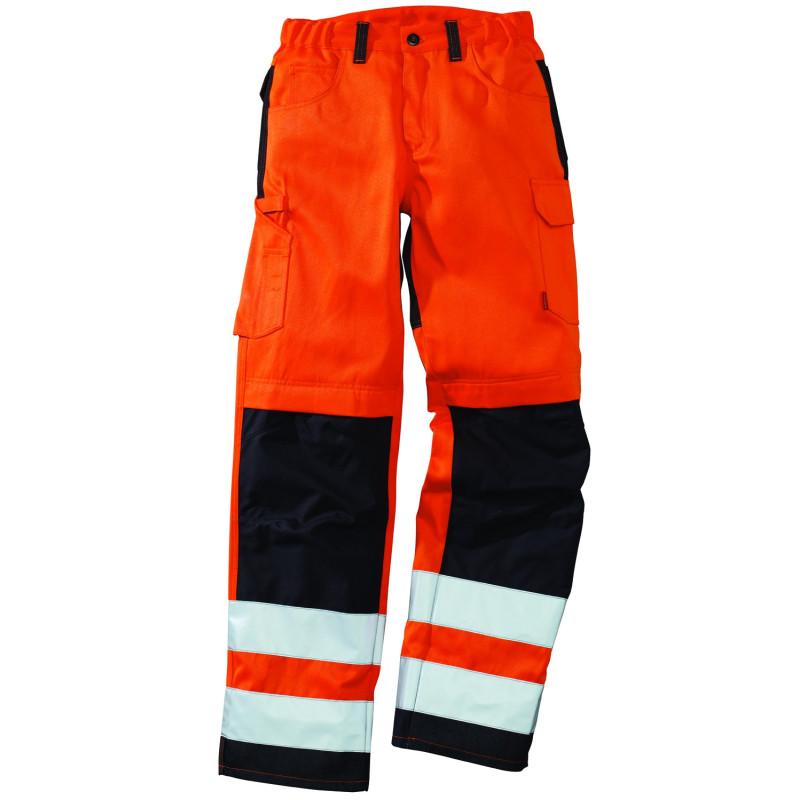 Pantalon homme HIVI - LAFONT 1FLH82CP - Orange