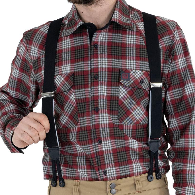 Bretelles pour pantalon de travail ACHILLE - LAFONT BERTHE