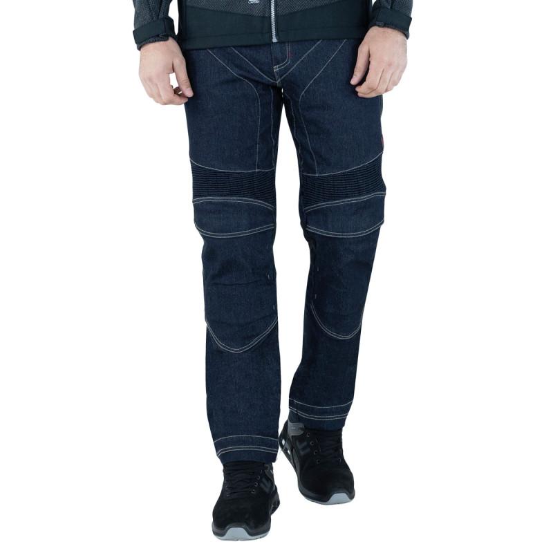 Pantalon de travail moderne Bleu - LAFONT SPEED 1FASTH1