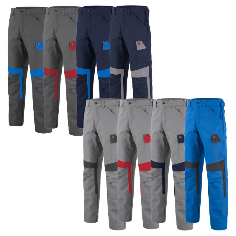 Pantalon de travail avec poches genoux - LAFONT 1COLUP MUFFLER