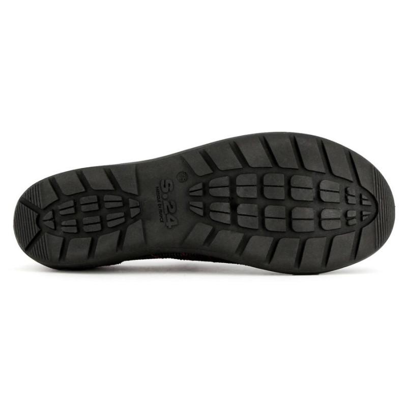 Chaussures de sécurité noires pour femme - ALYA S3 S24